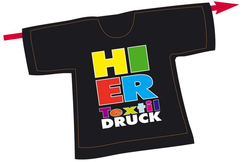 T-Shirt Druck für den Raum Kiel - MecklenburgDruck GmbH